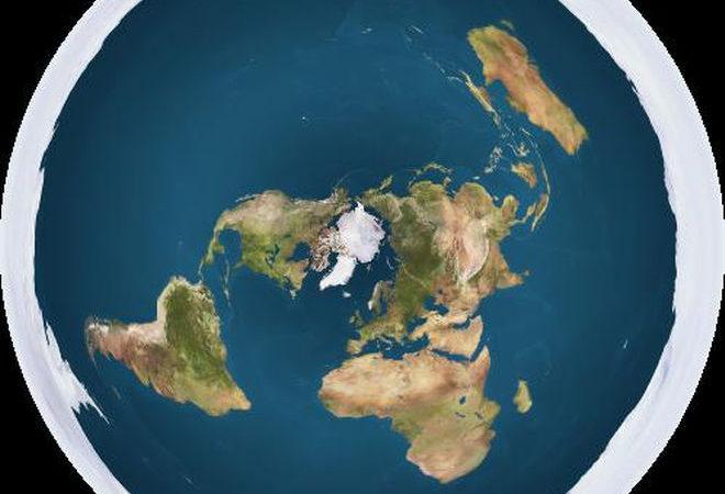 A Terra Plana explicada em 30 minutos