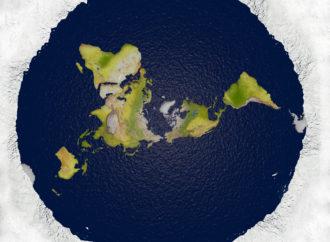 Entendendo o modelo de terra plana