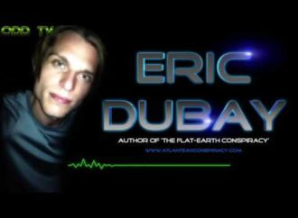 Eric Dubay responde questões sobre a terra plana
