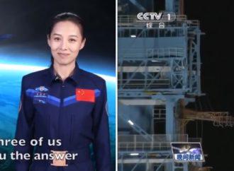 Laboratório espacial chinês é FALSO como a NASA!