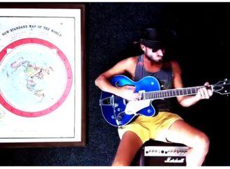 Música – O Homem da Terra Plana