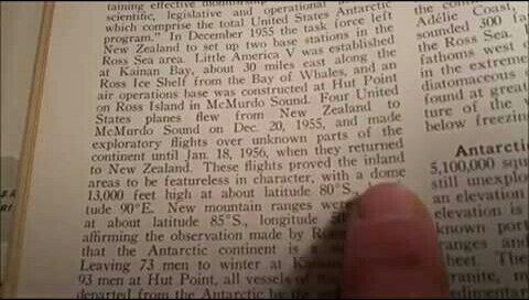 Domo mencionado na Enciclopédia Americana de 58