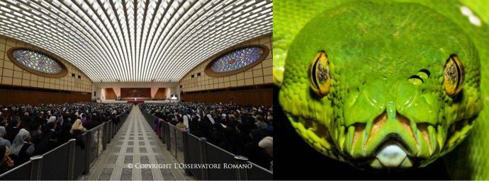 A igreja católica não é de Deus!